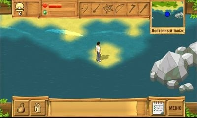 The Island: Castaway Android Game Image 2