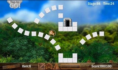 Jungle Ruins HD Android Game Image 1