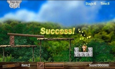 Jungle Ruins HD Android Game Image 2
