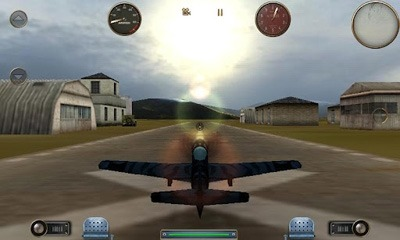 Skies of Glory. Reload Android Mobile Phone Game Image 1