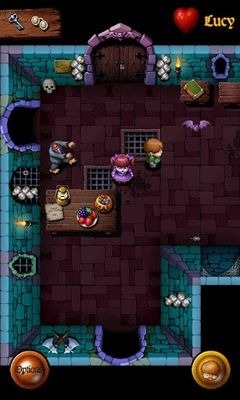 Draky and the Twilight Castle Android Game Image 1