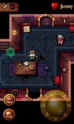 Draky and the Twilight Castle Android Game Image 2