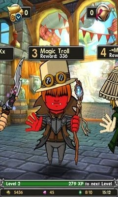 Spell Slingers Android Game Image 2