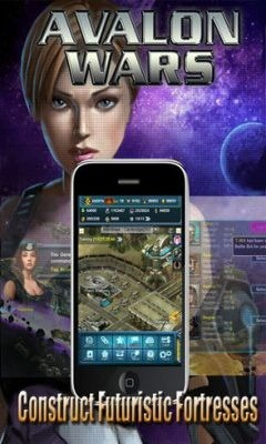Avalon Wars Android Game Image 1