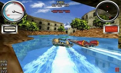 Wave Blazer Android Game Image 1