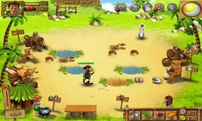 Youda Survivor Android Game Image 1