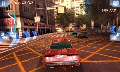 Fast Five the Movie Official Game HD Android Game Image 1