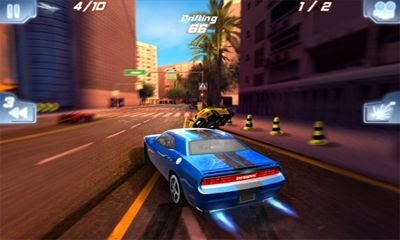 Fast Five the Movie Official Game HD Android Game Image 2