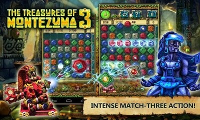 The Treasures of Montezuma 3 Android Game Image 2