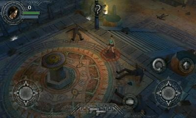 Lara Croft: Guardian of Light Android Game Image 1