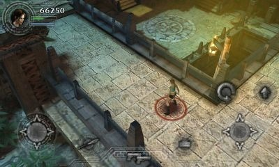 Lara Croft: Guardian of Light Android Game Image 2