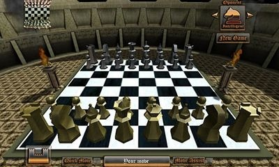 Download Free Android Game Morph Chess 3D - 2799 - MobileSMSPK net