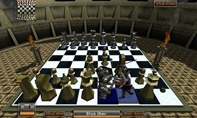 Morph Chess 3D Android Game Image 2
