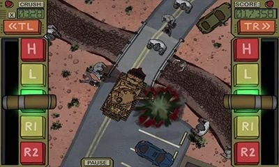 Zombie Crush Android Game Image 2