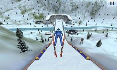 Ski Jump Giants Android Game Image 1