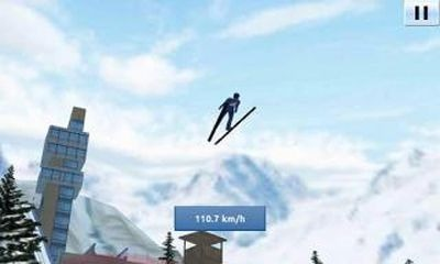Ski Jump Giants Android Game Image 2