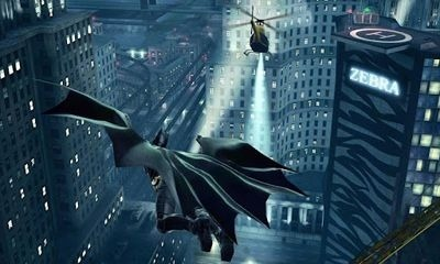 The Dark Knight Rises Android Game Image 1