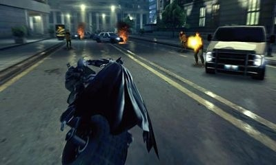 The Dark Knight Rises Android Game Image 2