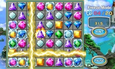 Diamond Wonderland HD Android Game Image 2