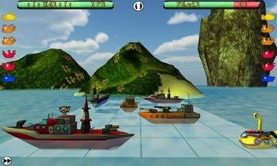 Ships N' Battles Android Game Image 1