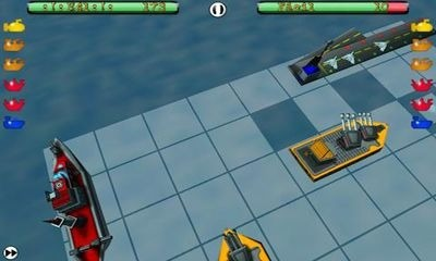 Ships N' Battles Android Game Image 2