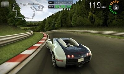 Sports Car Challenge Android Game Image 1