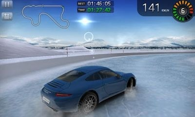Sports Car Challenge Android Game Image 2