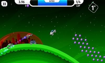 Lunar Racer Android Game Image 2