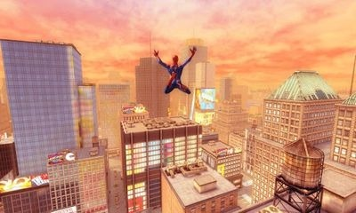The Amazing Spider-Man Android Game Image 1