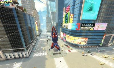 The Amazing Spider-Man Android Game Image 2