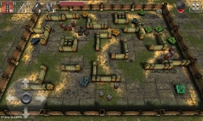 Fields of Glory Android Game Image 1