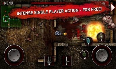 SAS Zombie Assault 3 Android Game Image 2