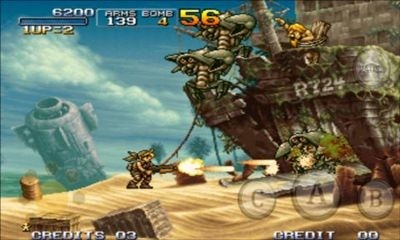 Metal Slug 3 Android Game Image 1