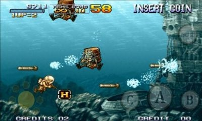 Metal Slug 3 Android Game Image 2