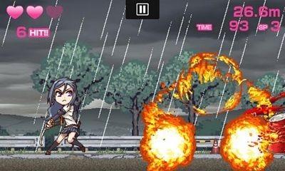 Ama-Hina Android Game Image 1