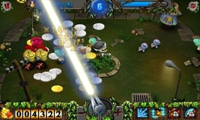 Zombie Hunting Android Game Image 2