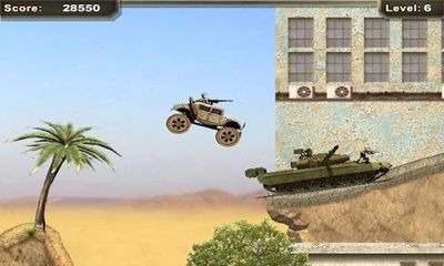 War Machine Hummer Android Game Image 1