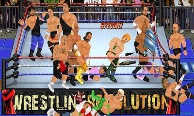 Wrestling Revolution Android Game Image 2