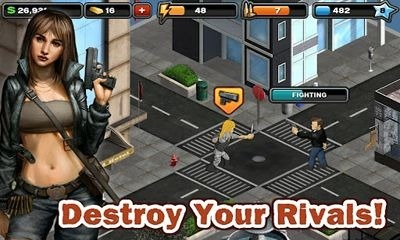 Crime City Android Game Image 1