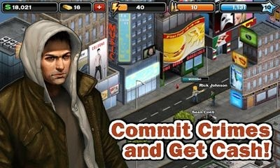 Crime City Android Game Image 2