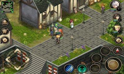 Inotia 4: Assassin of Berkel Android Game Image 1