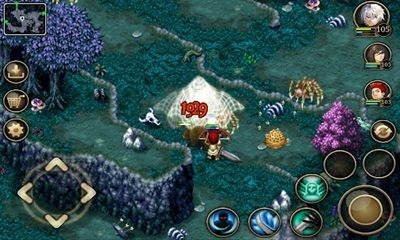 Inotia 4: Assassin of Berkel Android Game Image 2