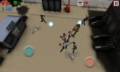 BloodLand Android Game Image 2
