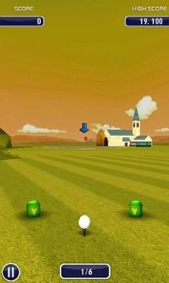 Golf 3D Android Game Image 1