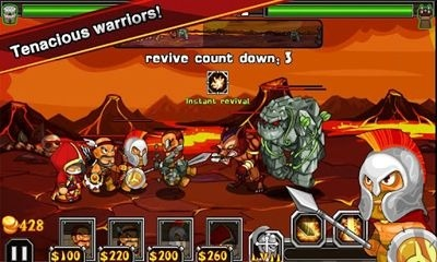 Sparta: God Of War Android Game Image 2