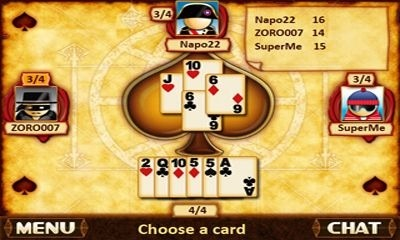 Spade Master Live Android Game Image 2
