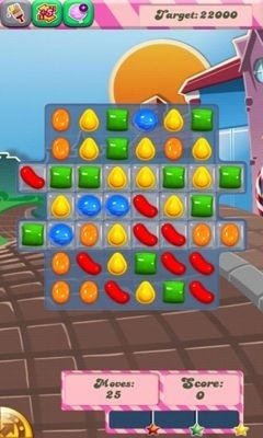 Candy Crush Saga Android Game Image 1