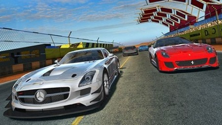 GT Racing 2: The Real Car Exp Android Game Image 1