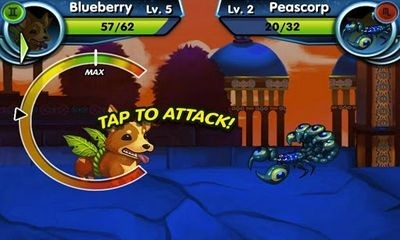 Monster Galaxy Android Game Image 2