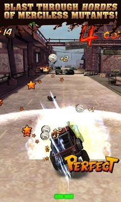 Mutant Roadkill Android Game Image 1